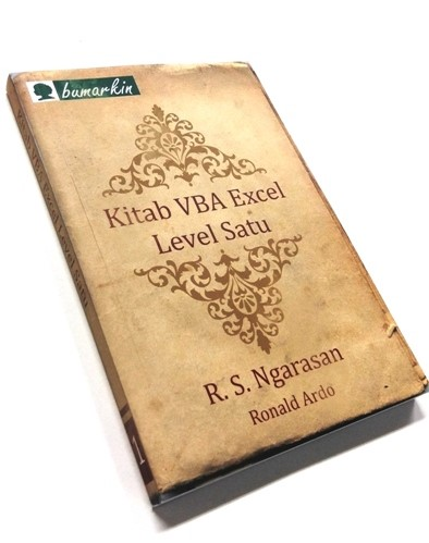 Kitab VBA Excel Level Satu edisi 2 s