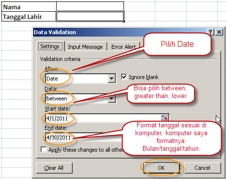 KE Data Validation Add 01